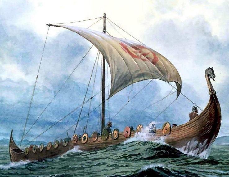 Vikinga replikor