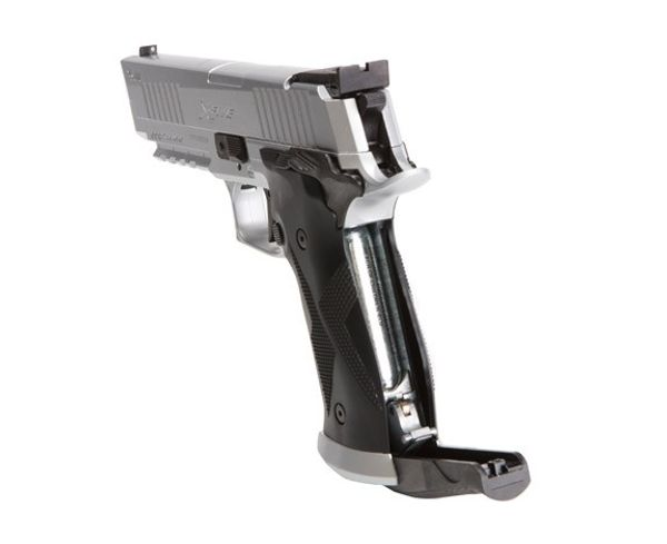 SIG SAUER X-FIVE ASP 4,5MM, SILVER-back