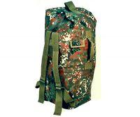 Stridssäck tyskt militär kamouflage