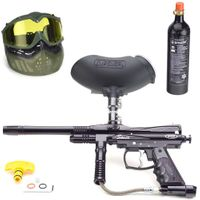 Sonix Spyder paintball set