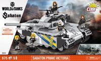 Sabaton World of tanks