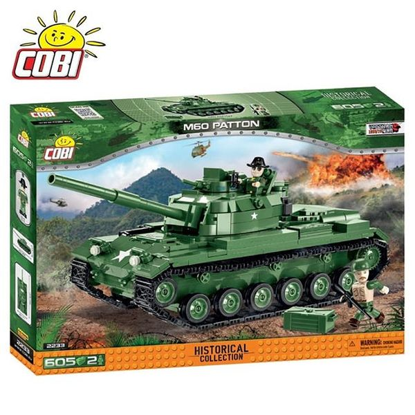 Cobi M60 Patton MBT