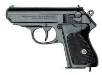 PPK James Bond pistol