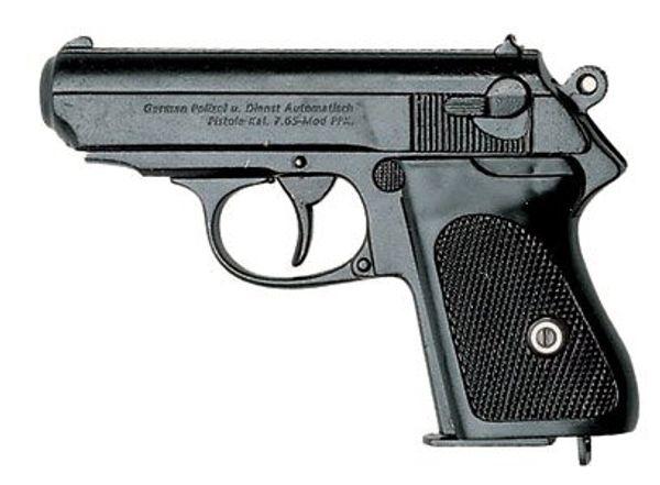PPK James Bond pistol