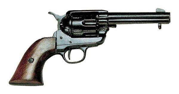 Colt .45 Peacemaker, svart