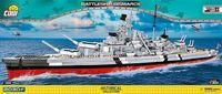 Bismarck cobi byggsats 2030 byggblock