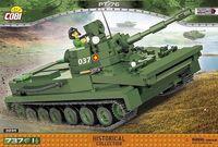 COBI Amfibiestridsvagn PT-76 från Sovjetunionen