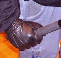 Patrol knivhandske