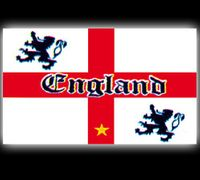 Old England flagga
