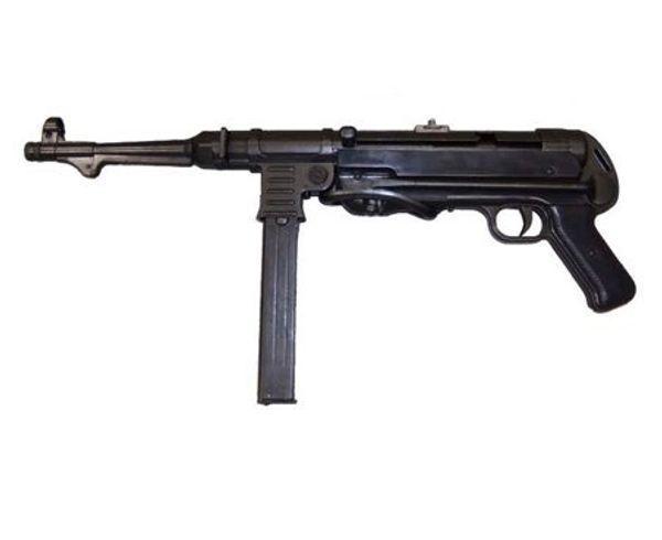 Tysk kulsprutepistol MP-40 replika