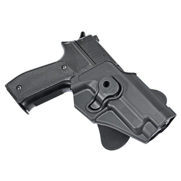 Pistol-holster