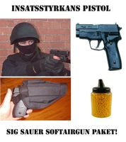 Svenska polisens Pistol Paket