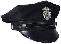 Amerikansk Polishatt med emblem