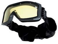 Bollé X1000 Dual Lens Goggle yellow PC