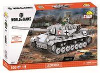 Cobi Leopard I tank