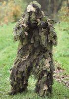 3 set kamouflage dräkt (ghillie suit)
