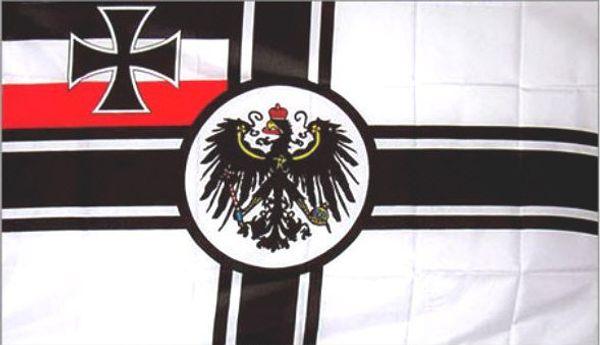 Flagga Kejserliga Kriegsmarine