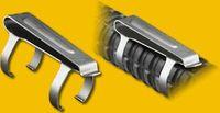 Metall fäste för Teleskopbatong