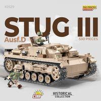 STUG III Ausf. D Cobi