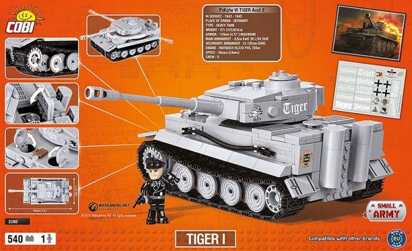 Cobi tysk stridsvagn