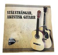 RockOn Stålsträngar, Akustisk gitarr