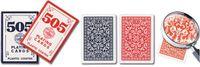 Fournier 505 M - trolleri kort