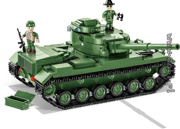 105 mm Gun Full Tracked Combat Tank