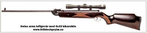 Swiss Arms XT32 luftgevar