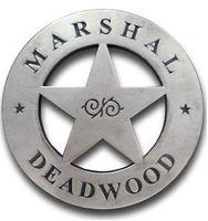 Sheriff stjärna Deadwood