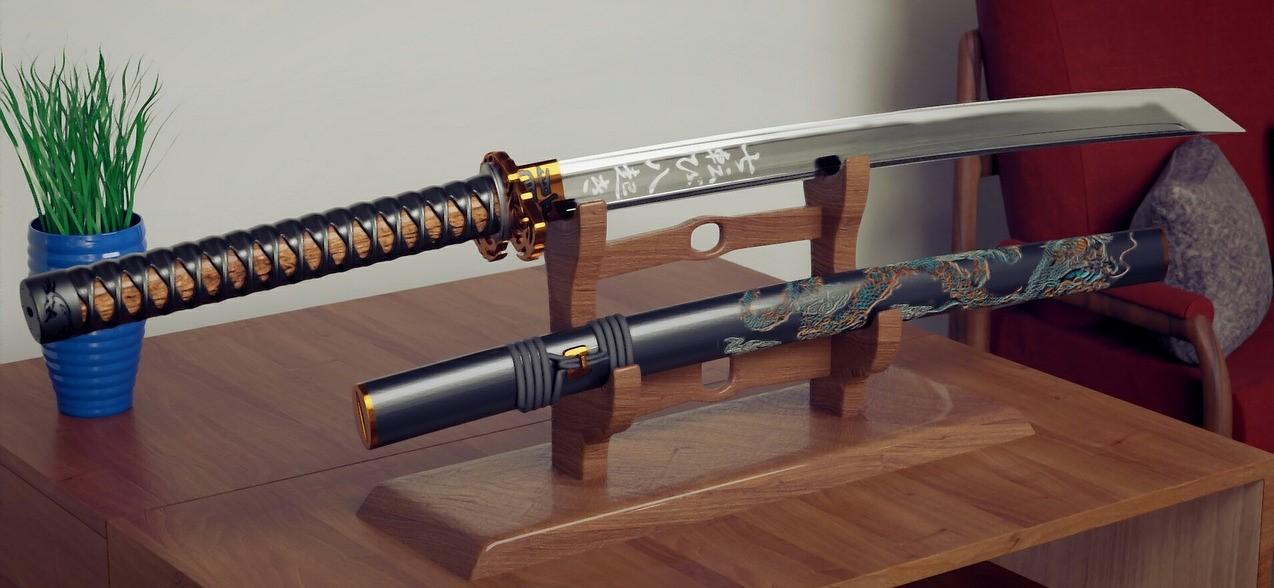 Samurajsvärd