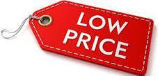 Låga priser
