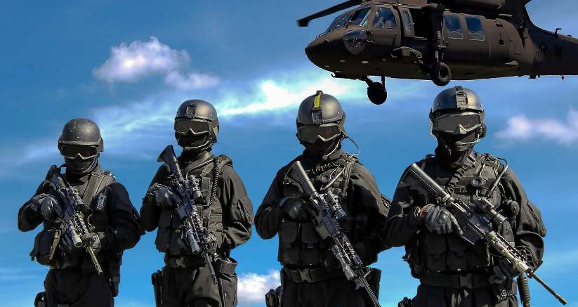 Militärprodukter