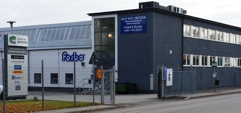 Bulltofta i Malmö
