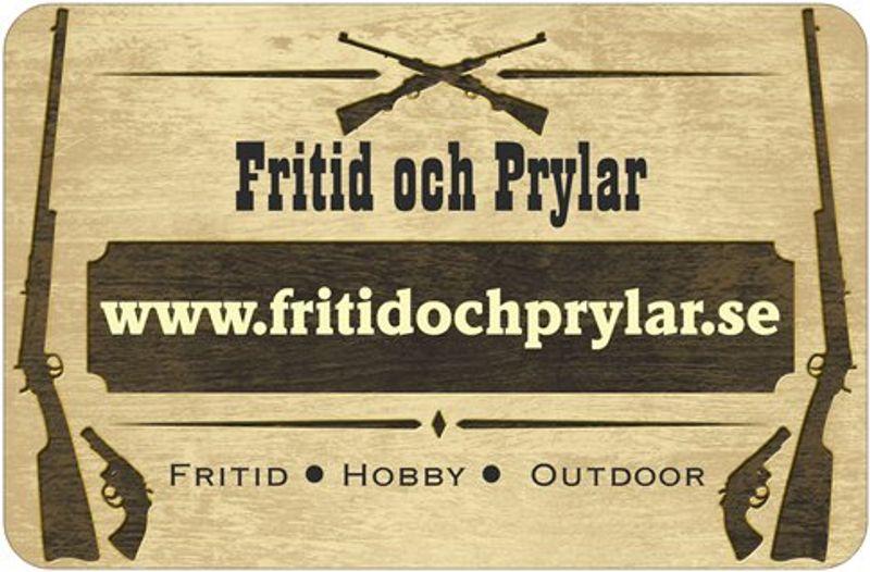 Fritid och Prylar