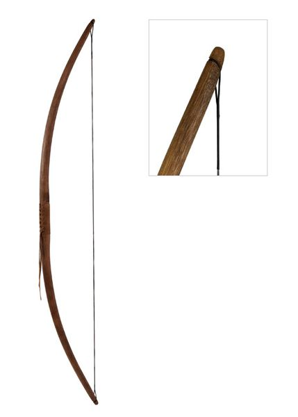 Medeltida långbåge modell Marksman med 30 Lbs dragstyrka