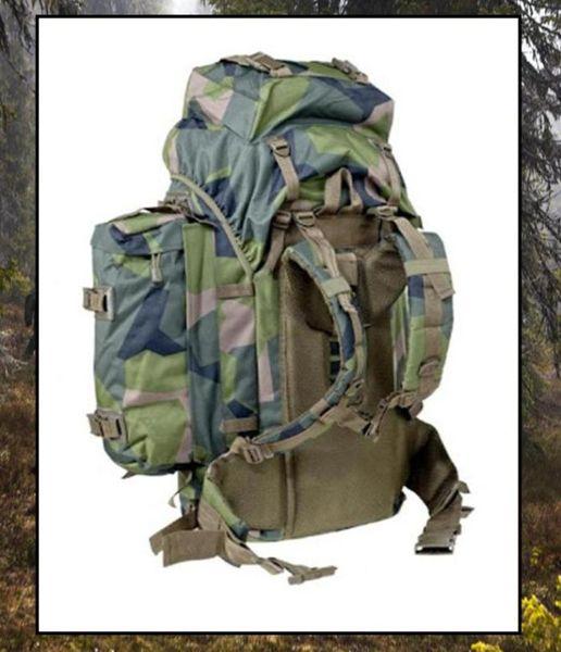 M90 militär ryggsäck