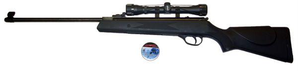 Hatsan 33 Luftgevärskit med kikarsikte och diabolor säljes, köp luftvapen i Sverige