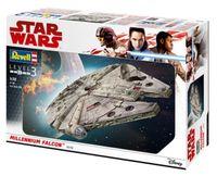 Revell 06718 Star Wars Millennium Falcon byggsats i skala 1/72