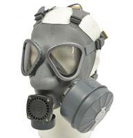 Gasmask M9 Inklusive filter