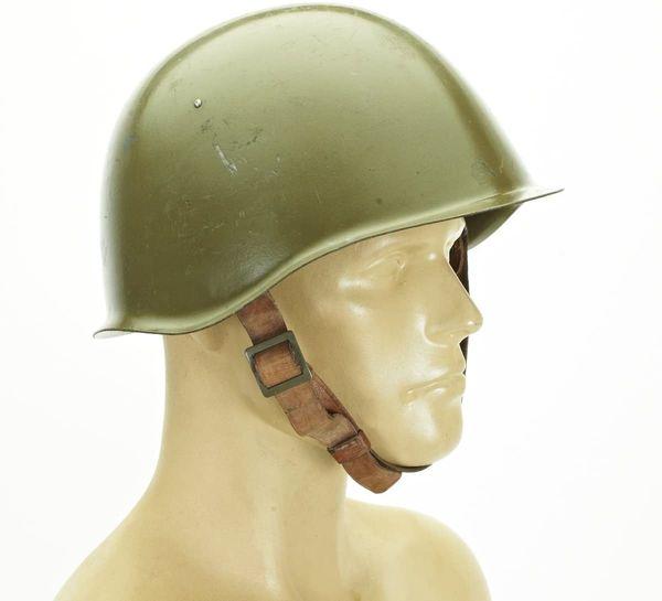 Sovjetisk stålhjälm M40