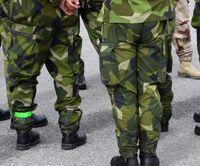 M90 Fältbyxa - original svenska Försvarsmakten
