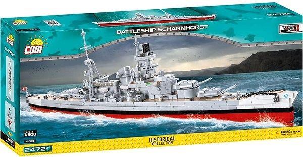 cobi slagskepp scharnhorst WW2