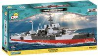 COBI-4820 HMS Warspite Slagskepp
