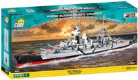 COBI-4823 Prince Eugen Heavy Cruiser Set