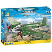 COBI-5717 - Heinkel HE 111 P-2 - WWII Byggsats