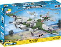 Cobi De Havilland Mosquito Brittiskt WW2 stridsflygplan byggsats