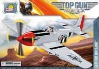 COBI P-51D Mustang ™ TOP GUN Maverick Limited Edition