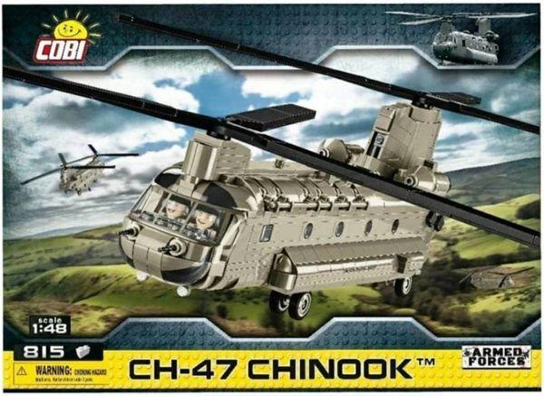 Cobi chinook us army helikopter