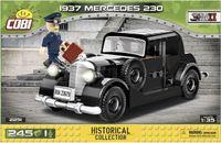 COBI-2251 - 1937 MERCEDES-BENZ 230 bil byggsats