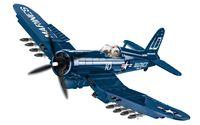 COBI-2415 US Army AU-1 Corsair stridsflygplan från Korea kriget